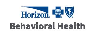 Horizon / Blue Cross Blue Shield Behavioral Health Logo
